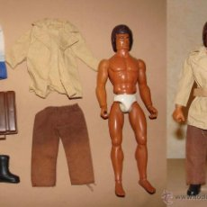 Figuras de acción - Big Jim: AGENTE SECRETO 004 BIG JIM DE MATTEL 1971. Lote 42718511
