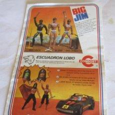Figuras de acción - Big Jim: CATALOGO BIG JIM, DE CONGOST, AÑO 1978. CC. Lote 44094394