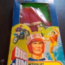 Figuras de acción - Big Jim: BIG JIM ROPA: TRAJE JOGGING EN CAJA.ORIGINAL AÑOS 70.SERIE SPORT MATTEL.REF. 5425.PTOY. Lote 45865782