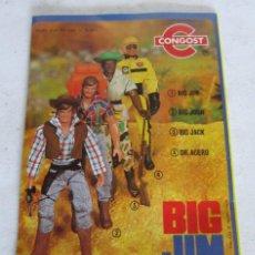 Figuras de acción - Big Jim: CATALOGO CONGOST, BIG JIM. CC. Lote 46639775