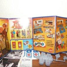 Figuras de acción - Big Jim: LOTE DE CATALOGO BIG JIM Y PIEZAS DEL AÑOS 70. Lote 47866996