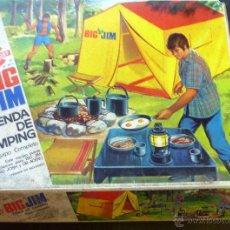 Figuras de acción - Big Jim: CAJA BIG JIM CAMPING . ( SOLO CAJA ). Lote 47886452