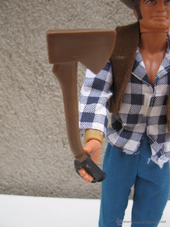 Figuras de acción - Big Jim: BIG JIM OESTE. - Foto 4 - 52158142