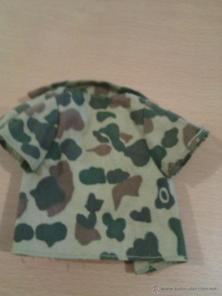 Figuras de acción - Big Jim: conjunto ropa big jim años 70 tipo militar camuflaje - Foto 3 - 53669595