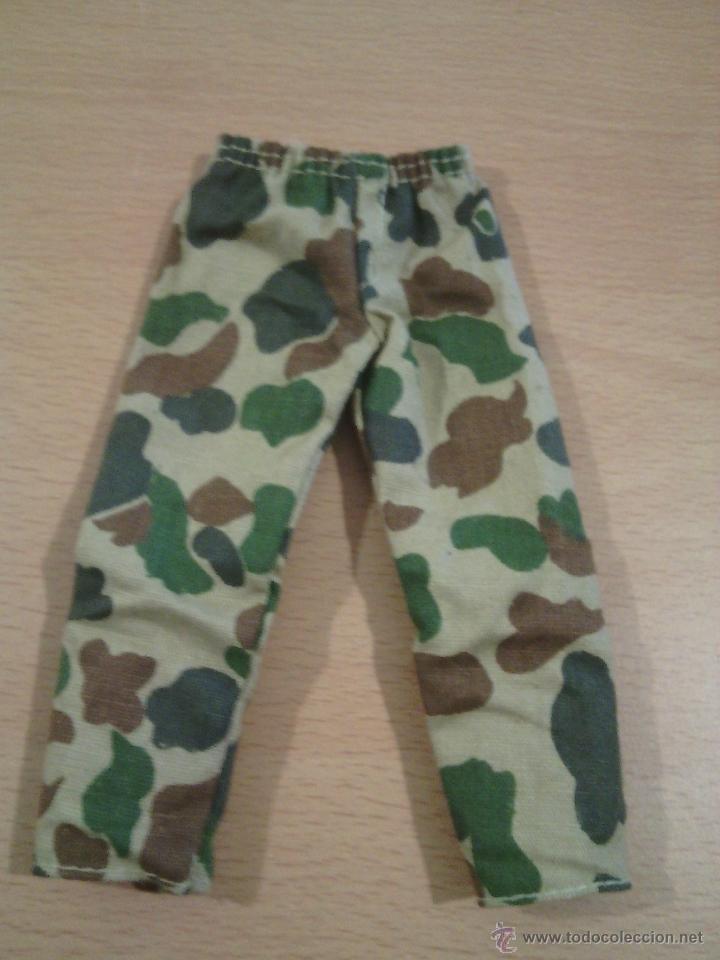Figuras de acción - Big Jim: conjunto ropa big jim años 70 tipo militar camuflaje - Foto 4 - 53669595