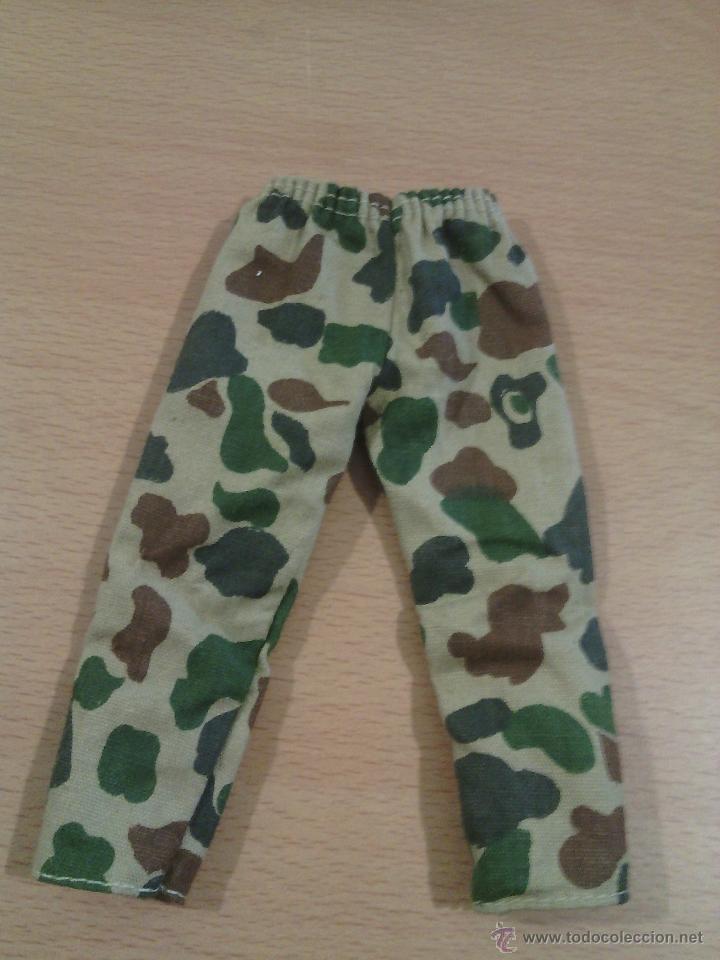 Figuras de acción - Big Jim: conjunto ropa big jim años 70 tipo militar camuflaje - Foto 5 - 53669595