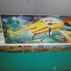 Actionfiguren - Big Jim - congost big jim helicoptero ver fotos - 54805302