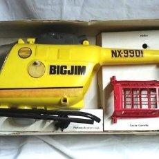 Figuras de acción - Big Jim: HELICOPTERO DE BIG JIM EN CAJA DE ORIGEN. Lote 58606935
