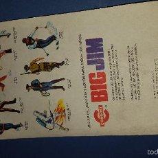 Figuras de acción - Big Jim: BIG JIM CAJA VACIA. Lote 58954310