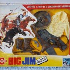Figuras de acción - Big Jim: BLISTER ORIGINAL TRAJE DE VAQUERO. Lote 107527499
