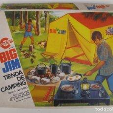 Figuras de acción - Big Jim: BIG JIM - TIENDA DE CAMPAÑA - CAMPING - REF. 8873 - CONGOST.. Lote 61825620