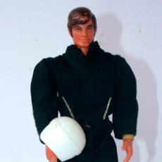 Figuras de acción - Big Jim: BIG JIM FIGURA FIGURE 1975 - PILOTO KID ACERO. Lote 95889403