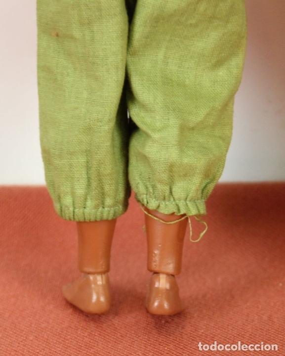Figuras de acción - Big Jim: PAREJA DE MUÑECOS BIG JIM. MATTEL CONGOST. ESPAÑA. CIRCA 1980. - Foto 10 - 63900983
