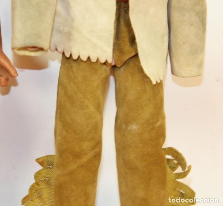 Figuras de acción - Big Jim: PAREJA DE MUÑECOS BIG JIM. MATTEL CONGOST. ESPAÑA. CIRCA 1980. - Foto 14 - 63900983