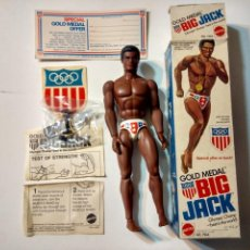 Figuras de acción - Big Jim: BIG JIM GOLD MEDAL BIG JACK OLIMPICO DE MATTEL IMPORTADO USA. Lote 67403405