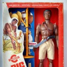 Figuras de acción - Big Jim: BIG JIM DE CONGOST BIG JACK A ESTRENAR DE JUGUETERÍA. Lote 67404873
