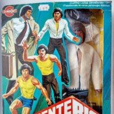 Figuras de acción - Big Jim: BIG JIM DE CONGOST AGENTE SECRETO 004 A ESTRENAR DE JUGUETERÍA. Lote 67405205