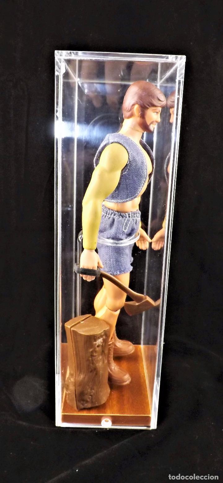 Figuras de acción - Big Jim: Vitrina expositora para figuras Big Jim y similares. - Foto 4 - 118608260