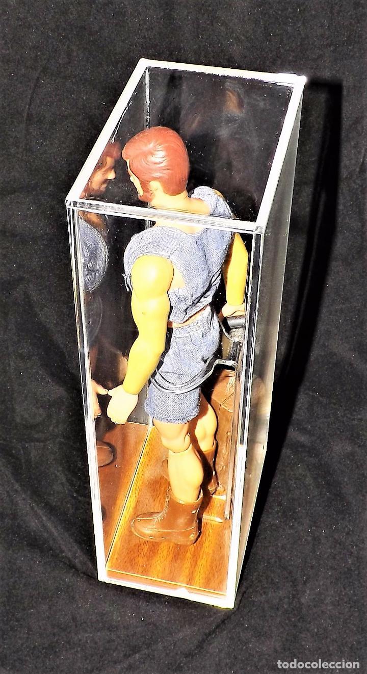 Figuras de acción - Big Jim: Vitrina expositora para figuras Big Jim y similares. - Foto 5 - 118608260