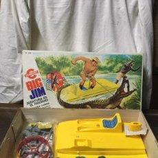 Figuras de acción - Big Jim: BIG JIM AVENTURA EN EL PANTANO. NUEVO, SIN USO, DE JUGUETERIA.. Lote 156310842