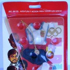 Figuras de acción - Big Jim: BIG JIM:TRAJE BOXEO OLÍMPICO. AÑOS 70-NUEVO EN SU BLISTER SIN ABRIR.. Lote 76800891