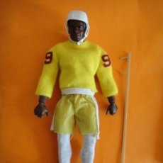 Figuras de acción - Big Jim: FIGURA BIG JIM - BIG JACK JUGADOR HOCKEY HIELO 1971 MATTEL HONG KONG .. Lote 77888673