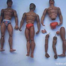 Figuras de acción - Big Jim - figuras BIG JIM+ repuesto - 80340417