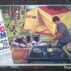 Figuras de acción - Big Jim: TIENDA DE CAMPAÑA BIG JIM. Lote 80840707