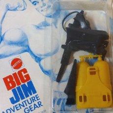 Figuras de acción - Big Jim: BIG JIM EQUIPO DE BUCEO ORIGINAL AÑOS 70. Lote 95570991