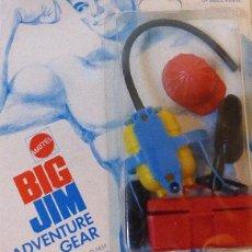 Figuras de acción - Big Jim: BIG JIM ORIGINAL EQUIPO FIRE FIGHTER AÑO 70. Lote 95571340