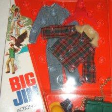 Figuras de acción - Big Jim: BIG JIM DEMOLITION MAN ORIGINAL AÑOS 70. Lote 95571880