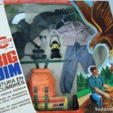 Figuras de acción - Big Jim: BIG JIM: AVENTURA EN LAS CUMBRES. AÑOS 70, ¡¡NUEVO!!, SIN ESTRENAR. PROCEDE DE COLECCIONISTA.. Lote 95678923