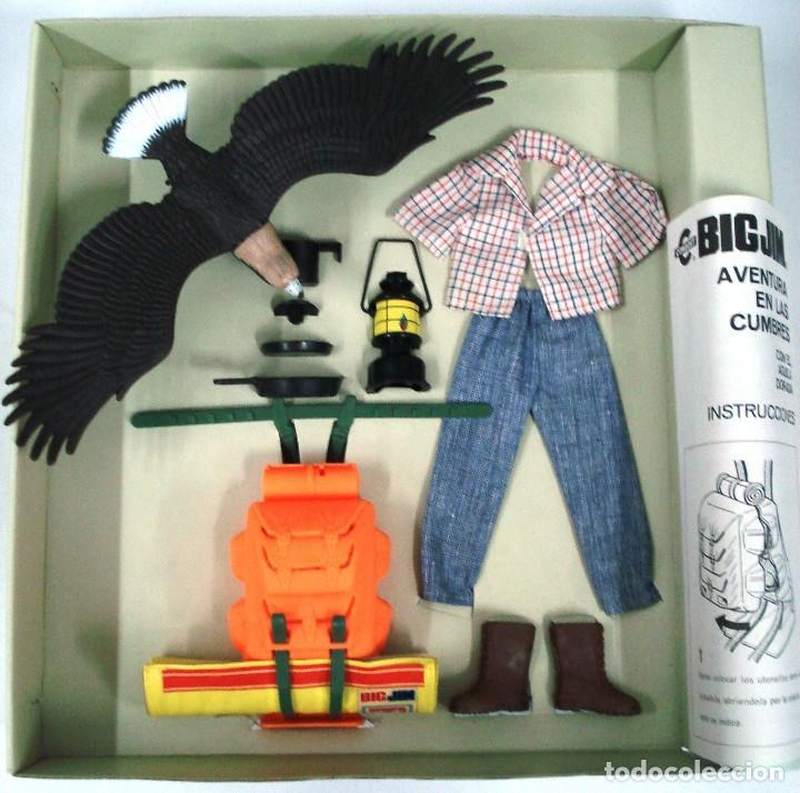 Figuras de acción - Big Jim: BIG JIM: AVENTURA EN LAS CUMBRES. AÑOS 70, ¡¡NUEVO!!, SIN ESTRENAR. PROCEDE DE COLECCIONISTA. - Foto 2 - 95678923