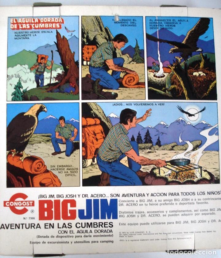 Figuras de acción - Big Jim: BIG JIM: AVENTURA EN LAS CUMBRES. AÑOS 70, ¡¡NUEVO!!, SIN ESTRENAR. PROCEDE DE COLECCIONISTA. - Foto 10 - 95678923