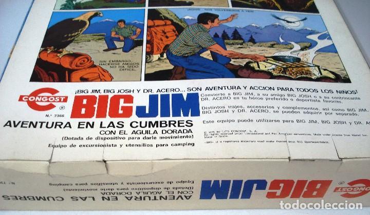 Figuras de acción - Big Jim: BIG JIM: AVENTURA EN LAS CUMBRES. AÑOS 70, ¡¡NUEVO!!, SIN ESTRENAR. PROCEDE DE COLECCIONISTA. - Foto 11 - 95678923