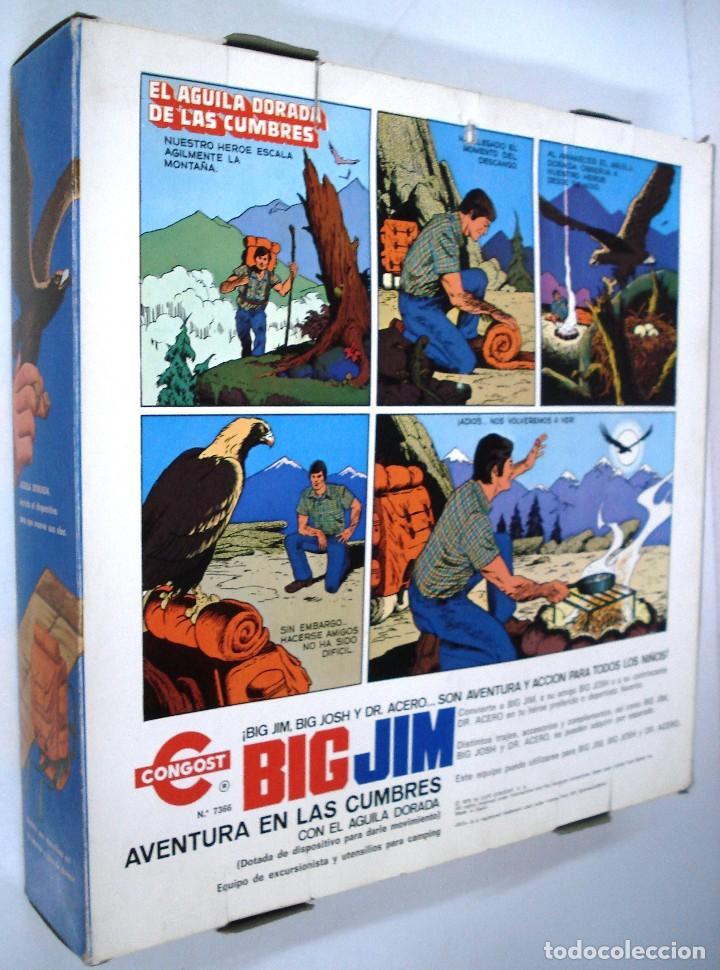 Figuras de acción - Big Jim: BIG JIM: AVENTURA EN LAS CUMBRES. AÑOS 70, ¡¡NUEVO!!, SIN ESTRENAR. PROCEDE DE COLECCIONISTA. - Foto 12 - 95678923