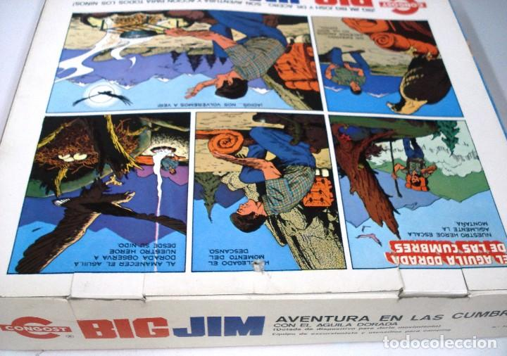 Figuras de acción - Big Jim: BIG JIM: AVENTURA EN LAS CUMBRES. AÑOS 70, ¡¡NUEVO!!, SIN ESTRENAR. PROCEDE DE COLECCIONISTA. - Foto 13 - 95678923