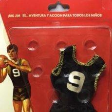 Figuras de acción - Big Jim: BIG JIM BALONCESTO ORIGINAL AÑO 70. Lote 95714910