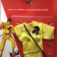 Figuras de acción - Big Jim: BIG JIM KUNG FU ORIGINAL AÑO 70. Lote 95715122