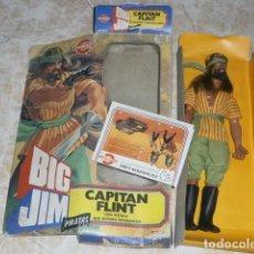 Figuras de acción - Big Jim: BIG JIM CAPITAN FLINT-SANDOKAN -ORIGINAL MATTEL CONGOST 1971. Lote 96364403