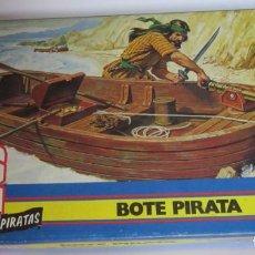 Figuras de acción - Big Jim: ACCESORIO BIG JIM, BOTE PIRATA, DE MATTEL, EN CAJA. CC. Lote 98523495