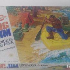 Figuras de acción - Big Jim: ANTIGUA CAJA DE BIG JIM EXPEDICION ALPINA. Lote 103319255