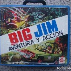 Figuras de acción - Big Jim: MALETA AVENTURA Y ACCIÓN BIG JIM DE CONGOST. Lote 107734611