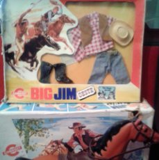 Figuras de acción - Big Jim: LOTE DE CABALLO FURIA DE MAS EQUIPO EN CAJA MODELO OESTE ,BIG JIM AÑOS 70 . Lote 111396311