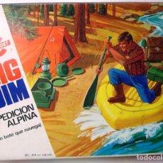 Figuras de acción - Big Jim: BIG JIM: EXPEDICIÓN ALPINA. AÑOS 70, ¡¡NUEVO!! COMPLETO AL 100% .SIN ESTRENAR.. Lote 111790887