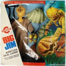 Figuras de acción - Big Jim: BIG JIM: AVENTURA EN EL CARIBE. AÑOS 70, ¡¡NUEVO!!, SIN ESTRENAR.. Lote 112125759