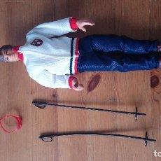 Figuras de acción - Big Jim: MUÑECO BIG JIM ESQUIADOR . Lote 112858903