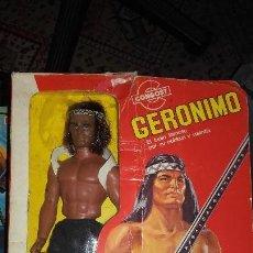 Figuras de acción - Big Jim: GERONIMO BIG JIM CONGOST CON CAJA. Lote 118498919
