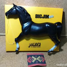 Figuras de acción - Big Jim: BIG JIM CABALLO PINTO NUEVO. Lote 118503387