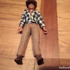 Figuras de acción - Big Jim: BIG JIM MATTEL AÑO 71, OESTE. Lote 118968199